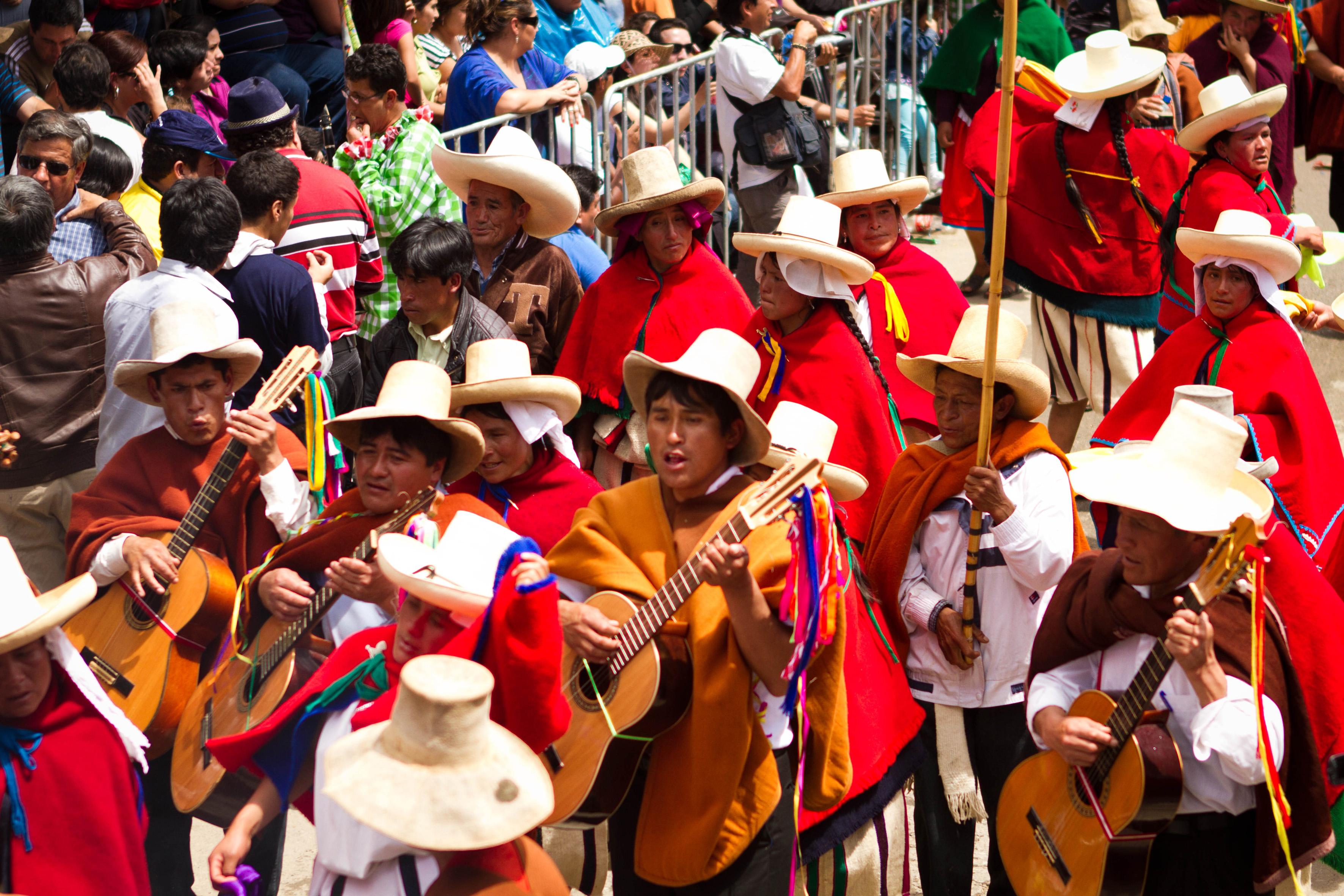 Imagen 05 . Carnaval de Cajamarca 05.