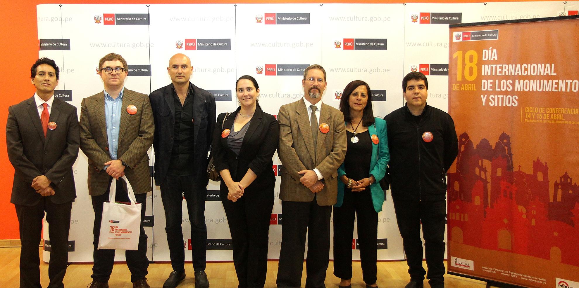 Ministerio de cultura celebr d a internacional de los for Ministerio de inter