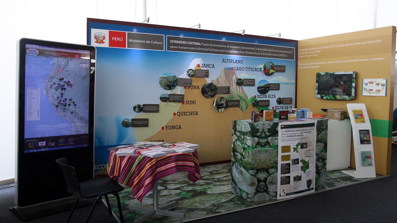 Ministerio de cultura presenta mapa sonoro y estad stico for Ministerio del interior ubicacion mapa