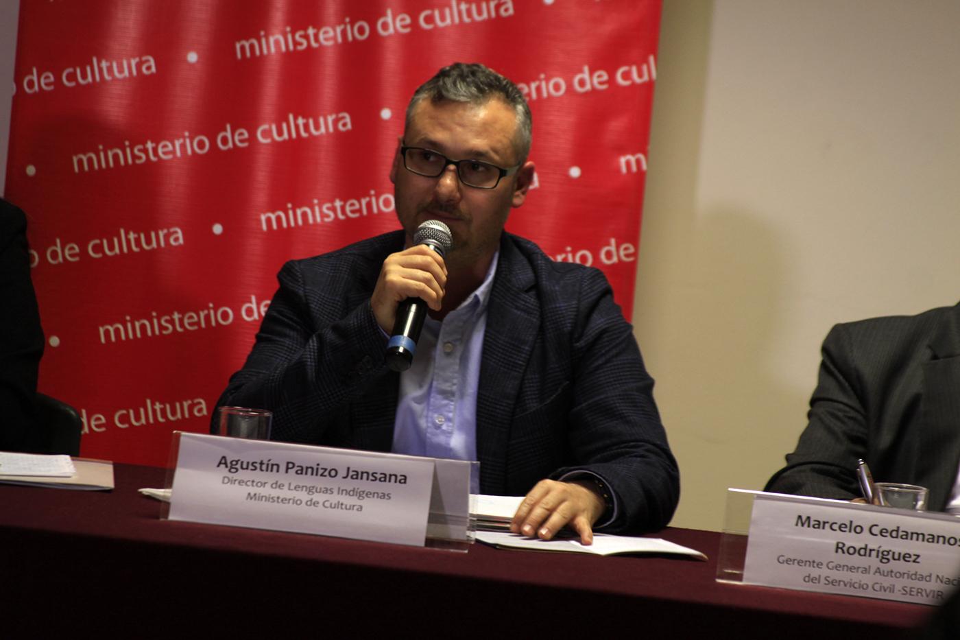 Ministerio de cultura organiza mesa redonda internacional for Ministerio de inter