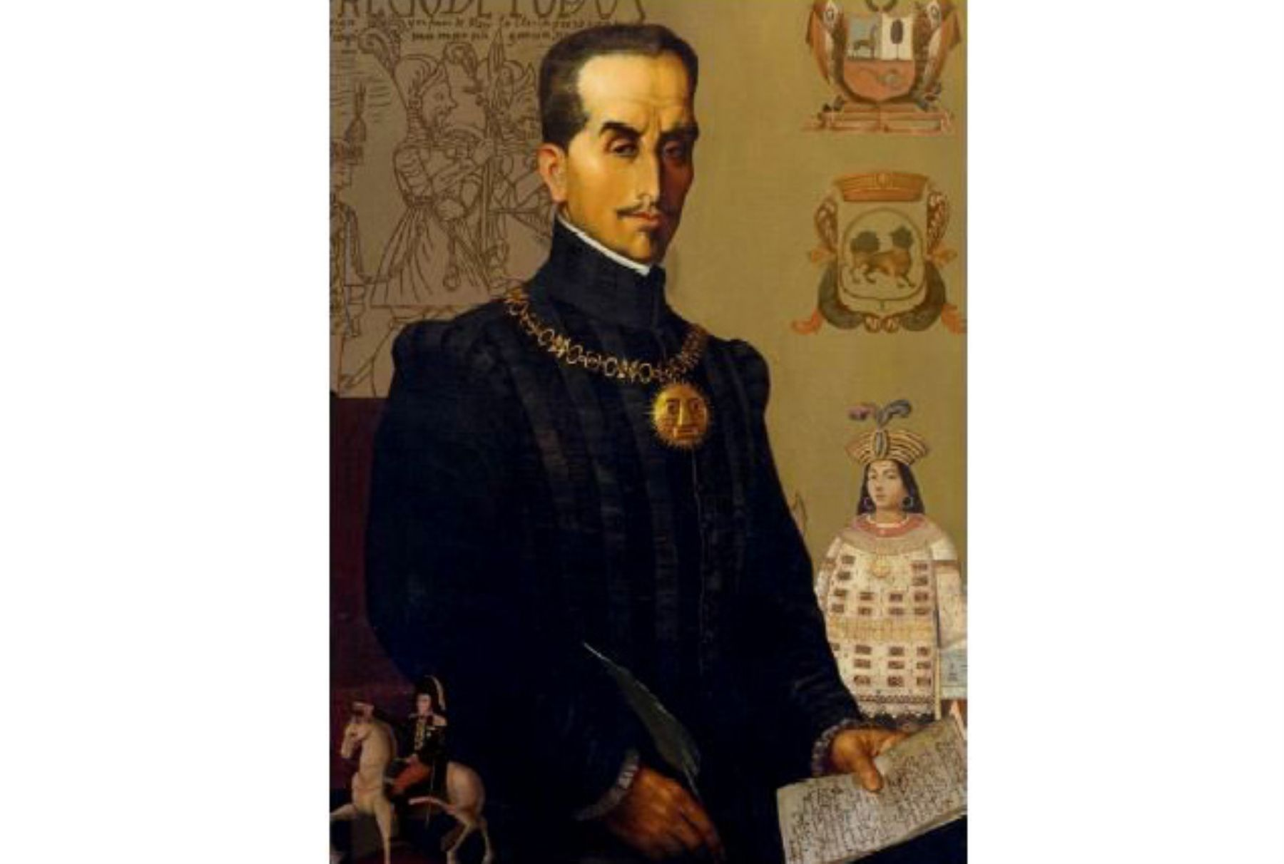 inca garcilaso de la vega essay Sixteenth-century historian garcilaso inca de la vega had a unique view of   together, all the essays demonstrate that garcilaso scholarship continues to be.
