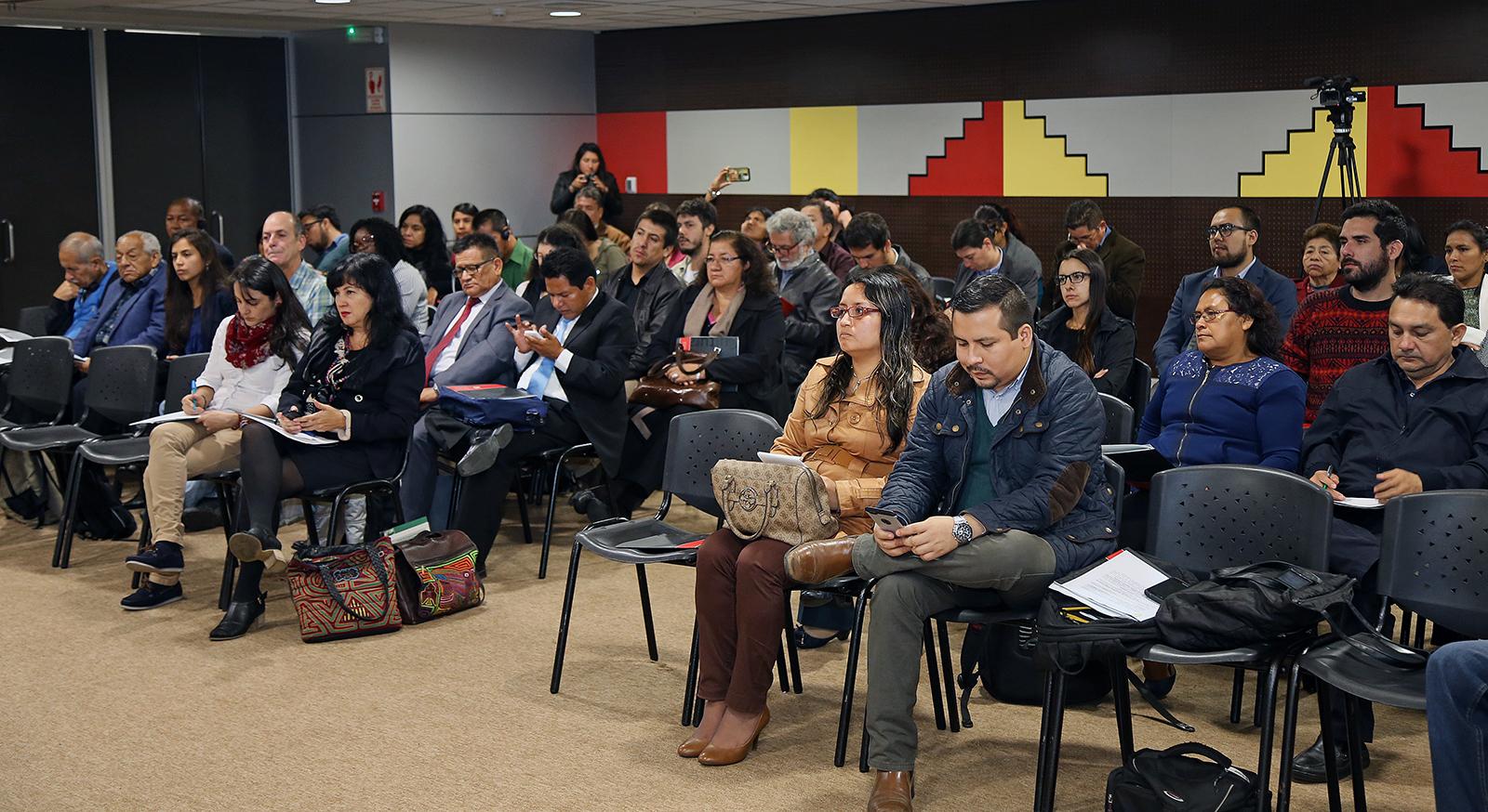 El ministerio de cultura inaugur el foro internacional for Ministerio de inter
