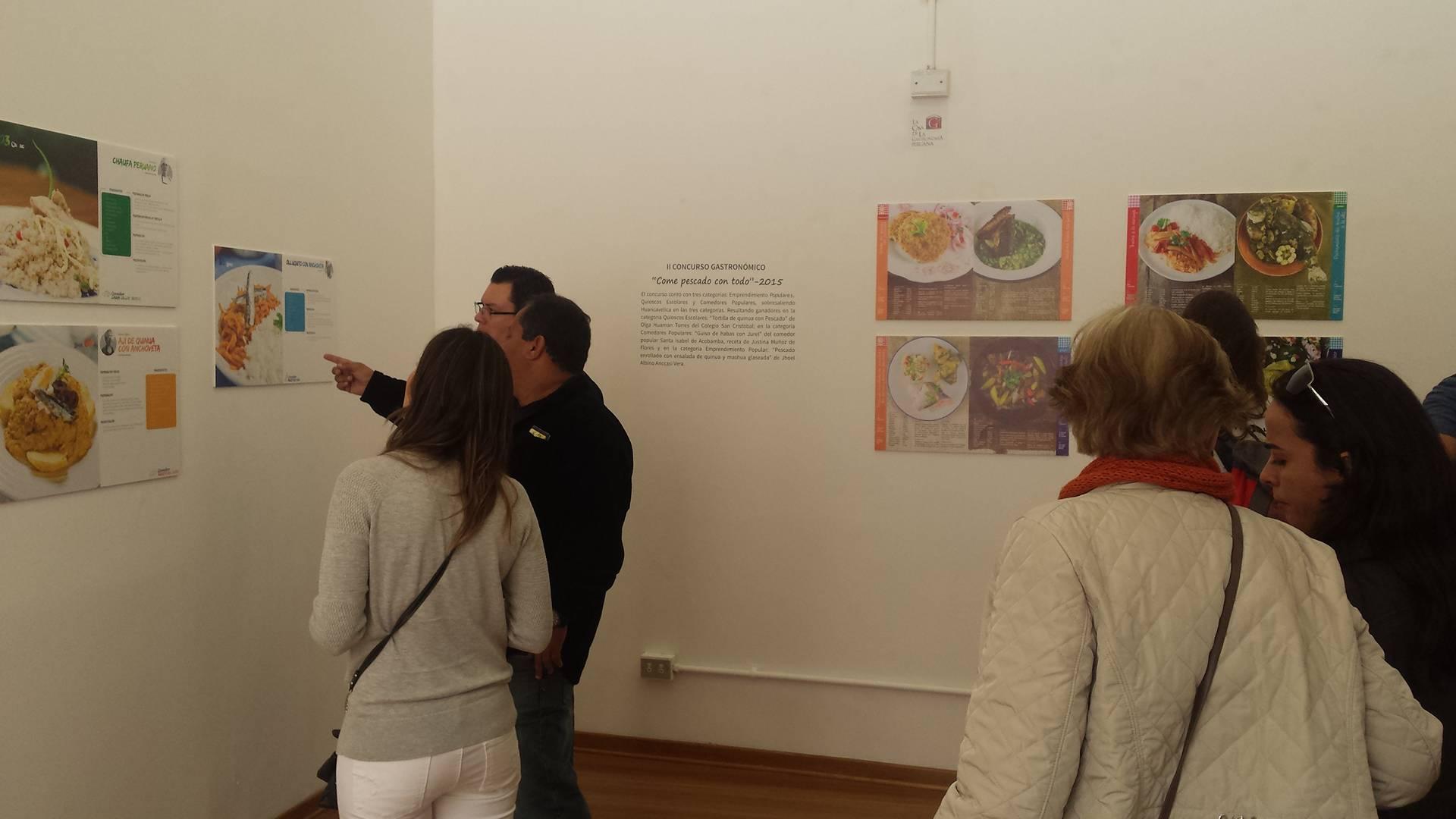 """La Casa de la Gastronomía presenta la exposición """"El pescado ..."""