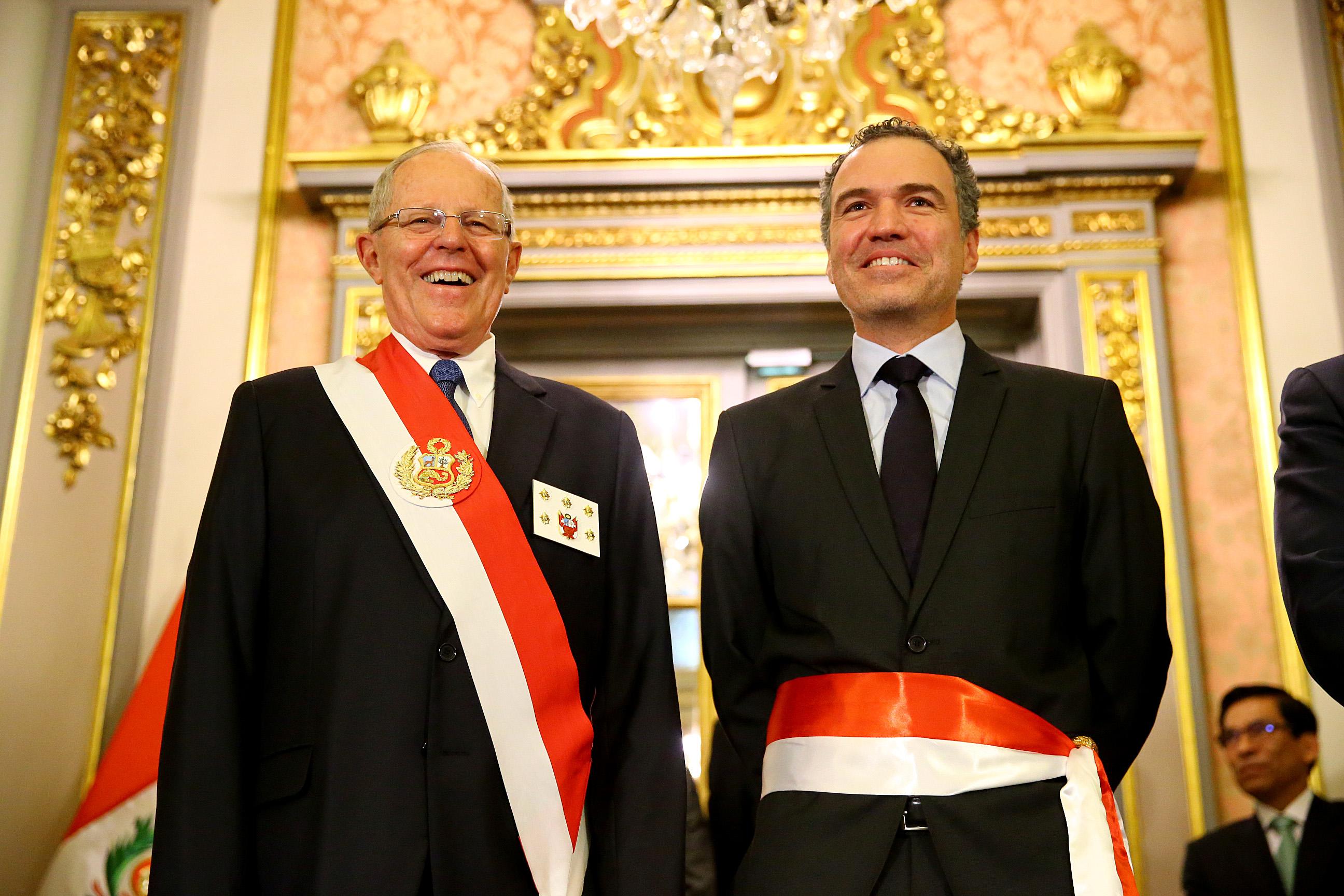 Salvador Del Solar Es El Nuevo Ministro De Cultura